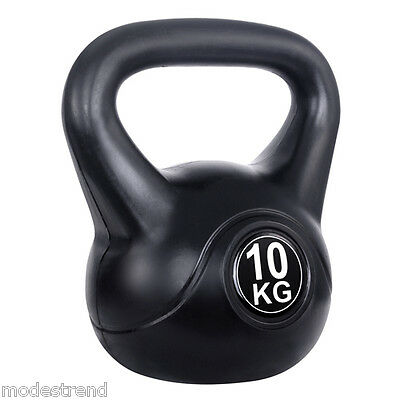 Professional Kettlebells Gym Fitness Training Weight Exercise Kit 10kg