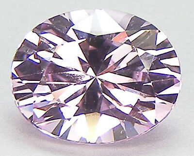 OVAL 10x8 MM. EXCELLENT CUT BEAUTIFUL COLOUR SWEET CEYLON PINK LAB SAPPHIRE