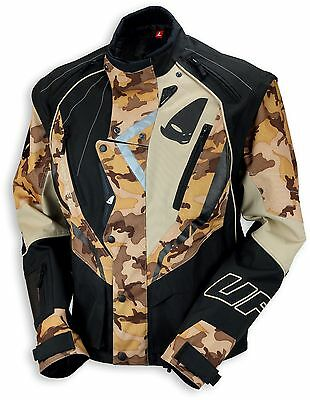 UFO 2018 Ranger MX Enduro Jacket - camouflage - Medium