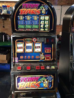 Fruit Machine Teddy Bars £10 Jackpot Delivery Possible