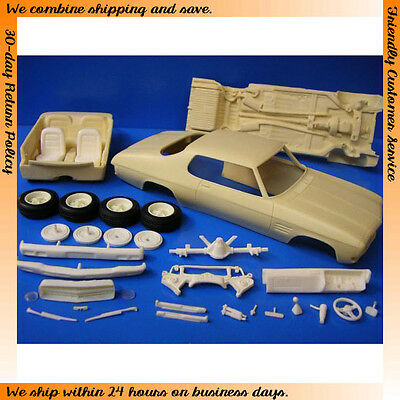 1/25 Holden HQ GTS 2-door (Complete Curbside Resin kit)