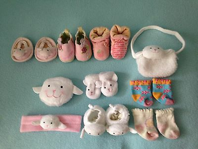 Baby Annabell Mixed Selection Of Shoes-Socks & Extras [01]