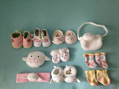 Baby Annabell Mixed Selection Of Shoes-Socks & Extras [03]