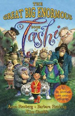 NEW The Great Big Enormous Book of Tashi By Anna Fienberg Paperback