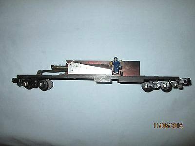 Chassis/Frame & Mechanism American Flyer #732 Operating Baggage Car. Works Well