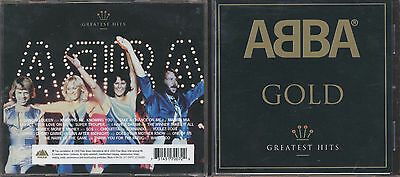 CD Abba - Gold - Greatest Hits