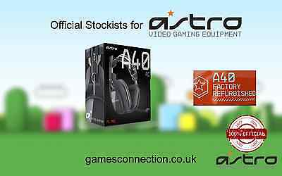 Astro A40 GREY Gaming Gen 2 Headset Kit for PC