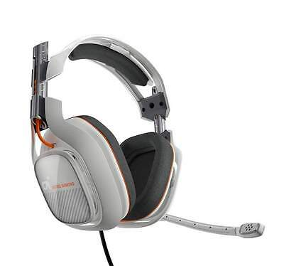 Astro A40 White Gaming Gen 2 Headset Kit for PC