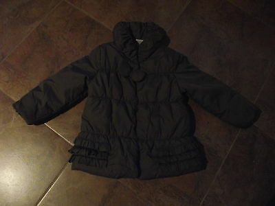 Next Girls Quilted Coat / Jacket - Age 5 - 6 Years