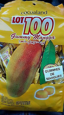 Cocoaland Lot100 Mango Gummy