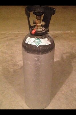 20 Lb Co2 Cylinder 20Lb Tank Soda Fountain Welding Keg Kegerator FREE SHIPPING!!