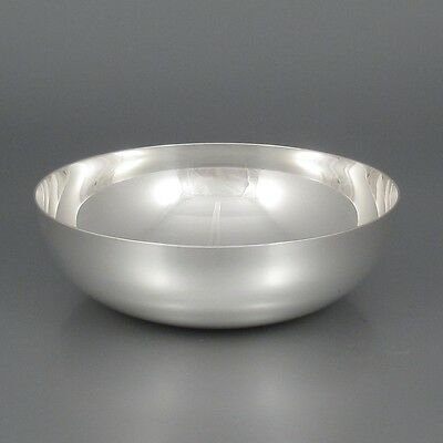 Vintage French Christofle Silver Plate Nut Dish Bonbon Cocktail Serving Bowl