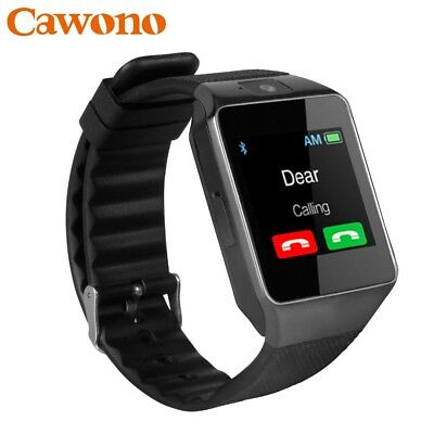 Cawono DZ09 Smart Android Bluetooth Watch Wrist Fitness Phone for Samsung Iphone