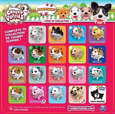 Chubby Puppies Ultimate Dog Park Game