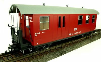 Train Line45 HSB Luggage car 902-309, the Number, Spur G, LGB compatible Clutch