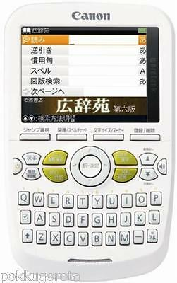 Canon Electrical Dictionary WORDTANK A501 - Japanese & English dictionaries