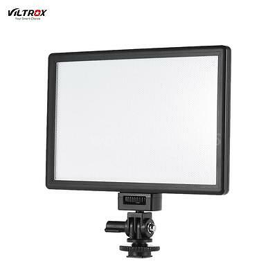 Viltrox L116T Ultra-thin LED Video Light Adjustable Brightness+Color Temp A7Y0