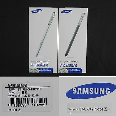Genuine Original Stylus S Pen for SAMSUNG GALAXY Note 3 N9000