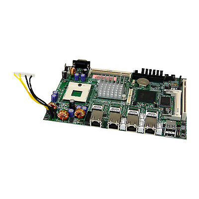 Axiomtek Socket 479 Application Server Motherboard SBC8A806