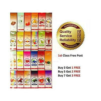 E Liquid E Juice Sheesha Pen Refill Oil Flavour Vapor Tpd