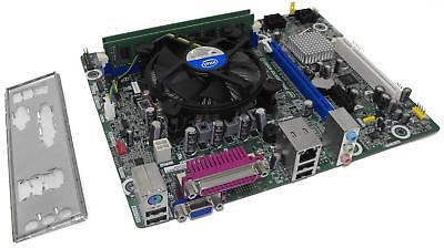 Intel DH61WW Motherboard LGA1155  Core i3  2100T 2.5Ghz, 2GB DDR3 Memory + BP