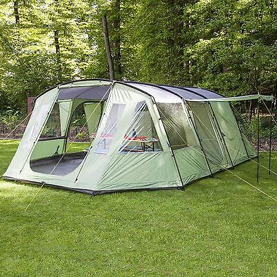 Skandika Nordland 6 Person Tunnel Tent Camping Family Group Outdoor RRP £449.00