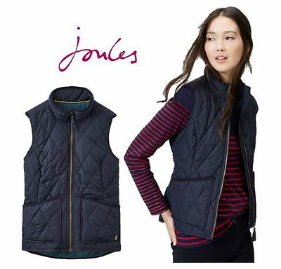 Joules Hartland Quilted Gilet - AW16