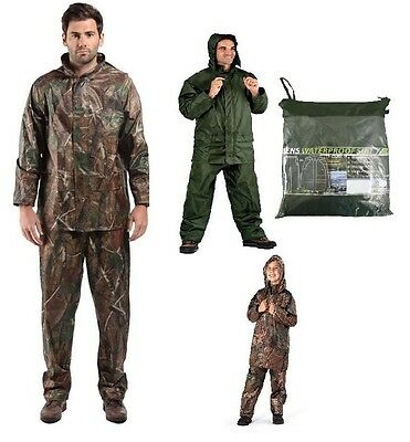 ProClimate Coarse / Carp Fishing Waterproof Rain Suit