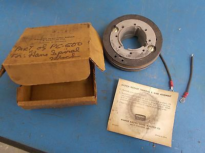Warner Clutch Magnet & Wire Assembly PC-500