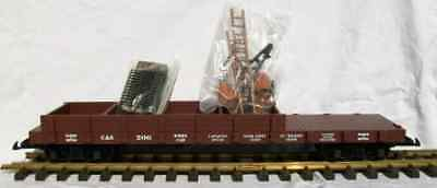 """USA Trains 1827 Work Flat Car With Load """"Colorado & Southern"""""""