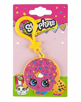 Shopkins D'Lish Donut Bag Tag