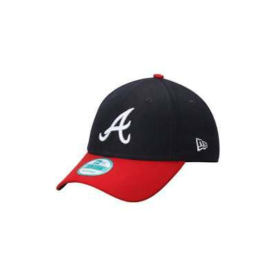 New Era MLB Atlanta Braves The League 9Forty Adjustable Cap