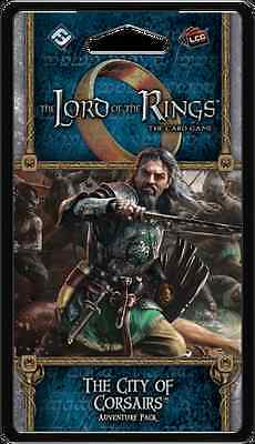 Lord of the Rings LCG: The City of Corsairs (60 Cards) by Fantasy Flight Games