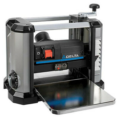Delta 22-590 13 in. 3 Blades/ Knives Portable Thickness Planer NEW