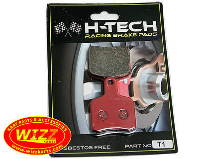 perh-tech T1 set pastiglie FOR OTK karts Wizz karts