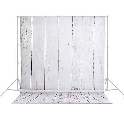 Photography Studio Background Stand + Muslin Cotton Backdrops Black White 6x9ft