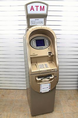 Nautilus Hyosung NH-1500 Mini Bank ATM Machine Fully Functional Many Parts Part