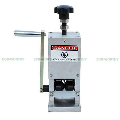 1.5-25mm Copper Cable Wire Stripper Stripping Drill Machine Hand Operated