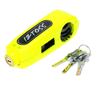 KKmoon IZTOSS Lock Motorcycle Scooter Bicycle Handlebar Throttle Grip Lock Secur