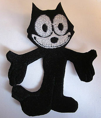 Felix the cat iron on  Patch.FREE NORTH AMERICA SHIPPING
