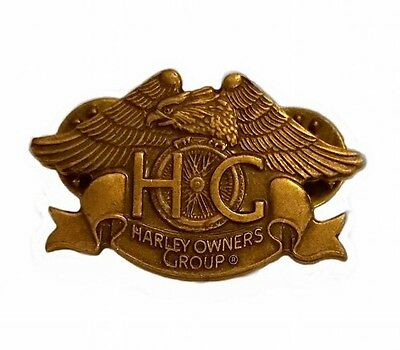 Harley davidson Owners Group 1983 pin