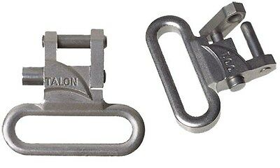 "Outdoor Connection Talon Quick-Release 1.25"" Sling Swivels Stainless TAL79451"