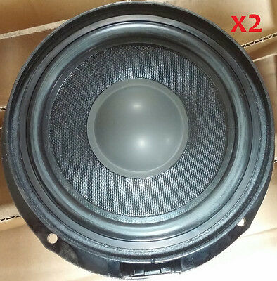 Two Brand New VW speakers. 4ohm. Factory original NOS New!! Monsoon, etc
