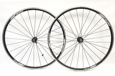 Giant PR2 Racing wheelset, F&R 700c 10,11 speed clincher shimano