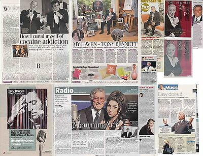 Tony Bennett : Cuttings Collection