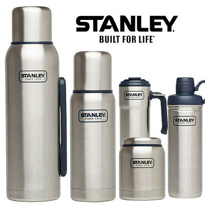 Stanley Adventure Vacuum Bottle Food Drink Camping Thermos Flask Bottle