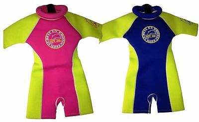 Childrens -Neoprene SWIMSAFE Float Suit -Swimming Aid -UVP50 - 1st Class Postage