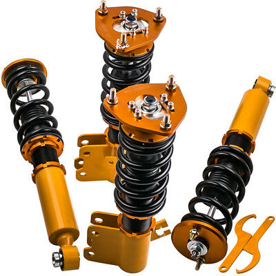 Full Coilovers Suspension Spring Kit For Nissan Silvia S13 180SX 200SX SPT