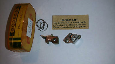 Ifa F9, Dkw.  Contact Set, Points.  N.o.s.