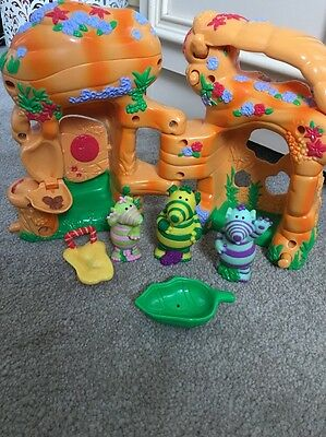 Fimbles Valley Fold Away Plus Toy Figures  Accessories Mattel